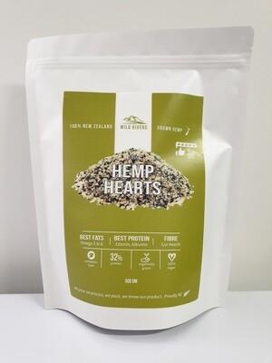Evolution Foods Hemp Hearts 500g