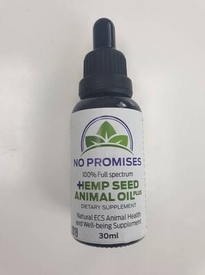 No Promises Broad spectrum functional oil 30ml
