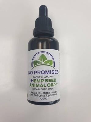 No promises Broad spectrum functional oil 50ml