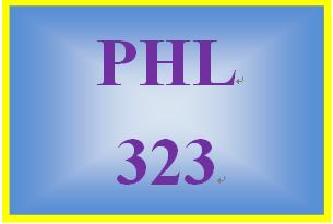 PHL 323 Week 3 Get Creative!