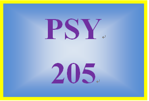 PSY 205 Week 3 Prevention and Treatment Brochure