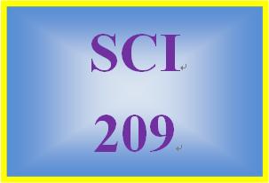 SCI 209 Week 5 NOAA Activity Final Section: Marine Adaptations