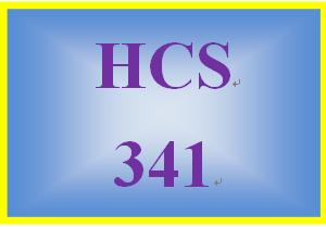 HCS 341 Week 5 Human Resource Management Presentation