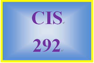 CIS 292 Week 5 Individual: Operating System Portfolio – Information Security Business Proposal Final