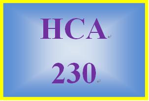 HCA 230 Week 5 Are You A Good Communicator?