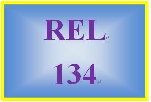 REL 134 Week 2 History of Judaism