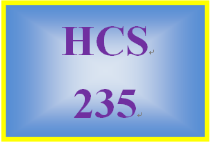 HCS 235 Week 3 Health Care Providers and Products