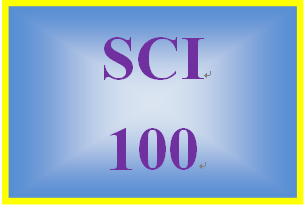 """SCI 100 Week 2 Episode Two Gamescape """"Rewards of Physical Fitness, Nutrition, and Health Management"""""""