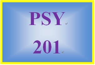 PSY 201 Week 6 Development Matrix-Adulthood
