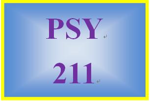 PSY 211 Week 4 Depression Brochure