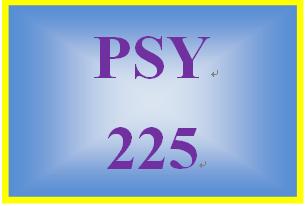PSY 225 Week 4 Strengths Paper