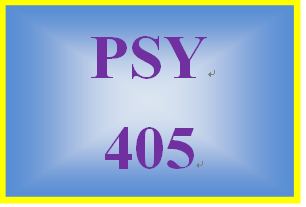PSY 405 Week 2 Psychodynamic Theory Presentation