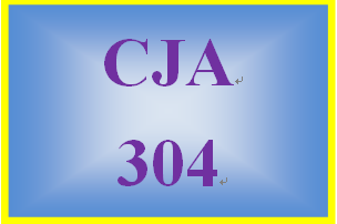 CJA 304 Week 4 Individual Paper – Technology and Communication Paper