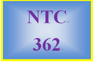 NTC 362 Week 3 Learning Team: Diagram Current Patton Fuller Network in SIM Part II