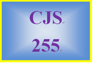 CJS 255 Week 3 Correctional Officers' Experiences Summary