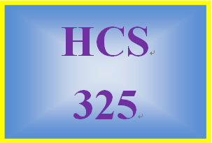 HCS 325 Week 1 Roles and Functions Paper