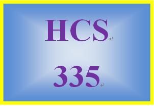 HCS 335 Week 2 Ethical Health Care Scenarios