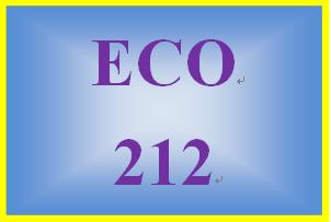 ECO 212 Week 1 Introduction to Economics Report