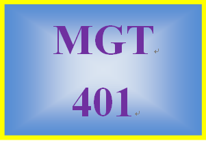 MGT 401 Week 4 LivePlan: Company Team