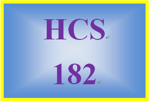 HCS 182 Week 5 Signature Assignment: Front Office Employee Training, Part 2