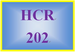 HCR 202 Week 2 Payment Systems Summary