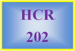 HCR 202 Week 2 Health Care Reimbursement Worksheet