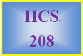 HCS 208 Week 1 The Five Skills of Health Care Language Log