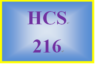HCS 216 Week 1 Nervous System Poster