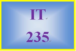 IT 235 Week 7 Text Effects