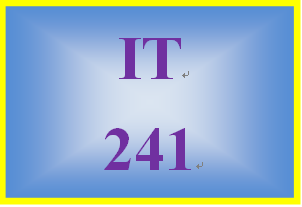 IT 241 Week 6 Placing Access Points