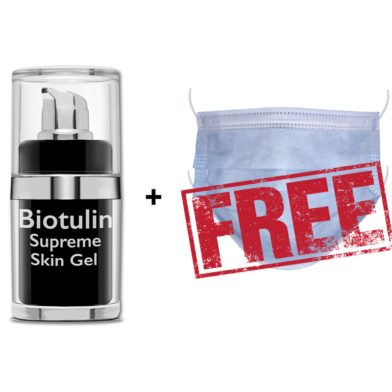 Biotulin Supreme Skin Gel (15ml**)