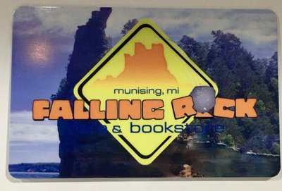 Falling Rock Gift Card