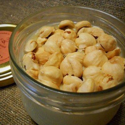 Крем-мёд с фундуком, 250 мл