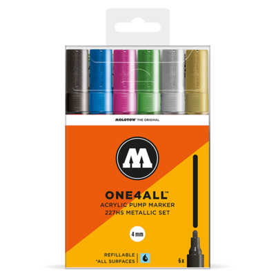 Marker Molotow Acrylic ONE4ALL 4mm 227