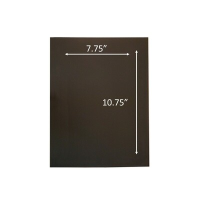 Magnetic Wall Sheet with Adhesive Back