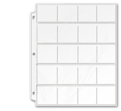 Icon Organizer Pocket Pages