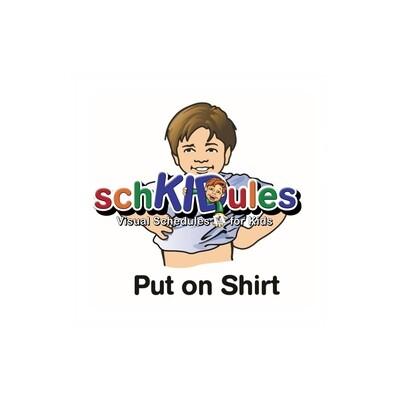 Put on Shirt