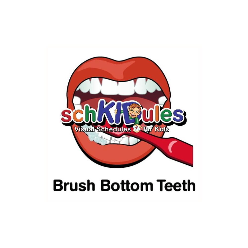 Brush Top Teeth