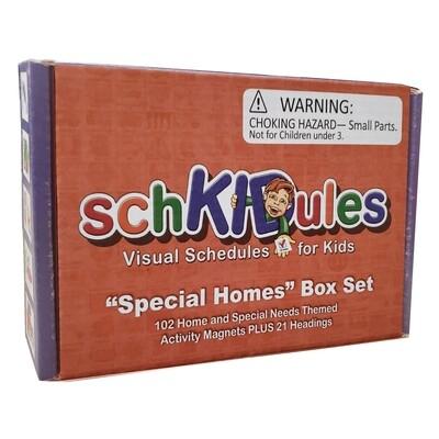 Special Homes Box Set