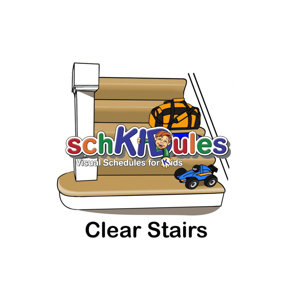 Clear Stairs