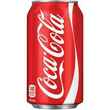 Can of Coke 330cl