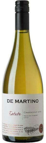 750ml De Martino, Chardonnay