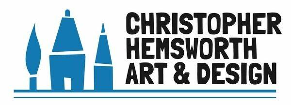 Christopher Hemsworth Art and Design