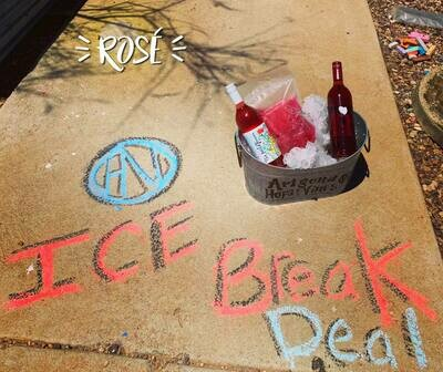 Ice Break Package Deal