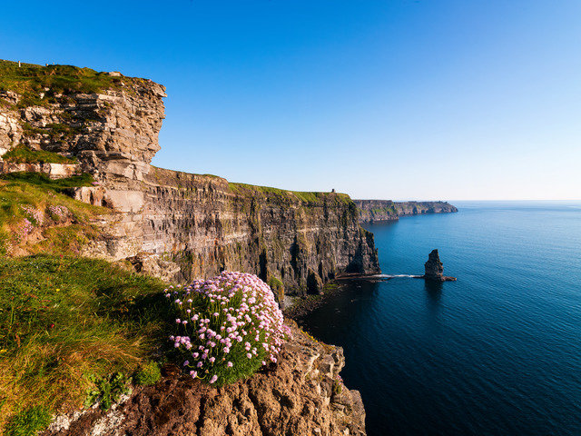 EXCLUSIVE DAY TOUR TO THE CLIFFS OF MOHER FROM DUBLIN - $185.00