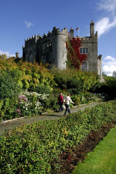 """IRISH CASTLES"" - Castles Experience - 9 Day Chauffeur Tours - FROM $4,950"