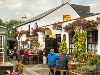 GALWAY - CONNEMARA & CONG DAY TOUR - $110.00