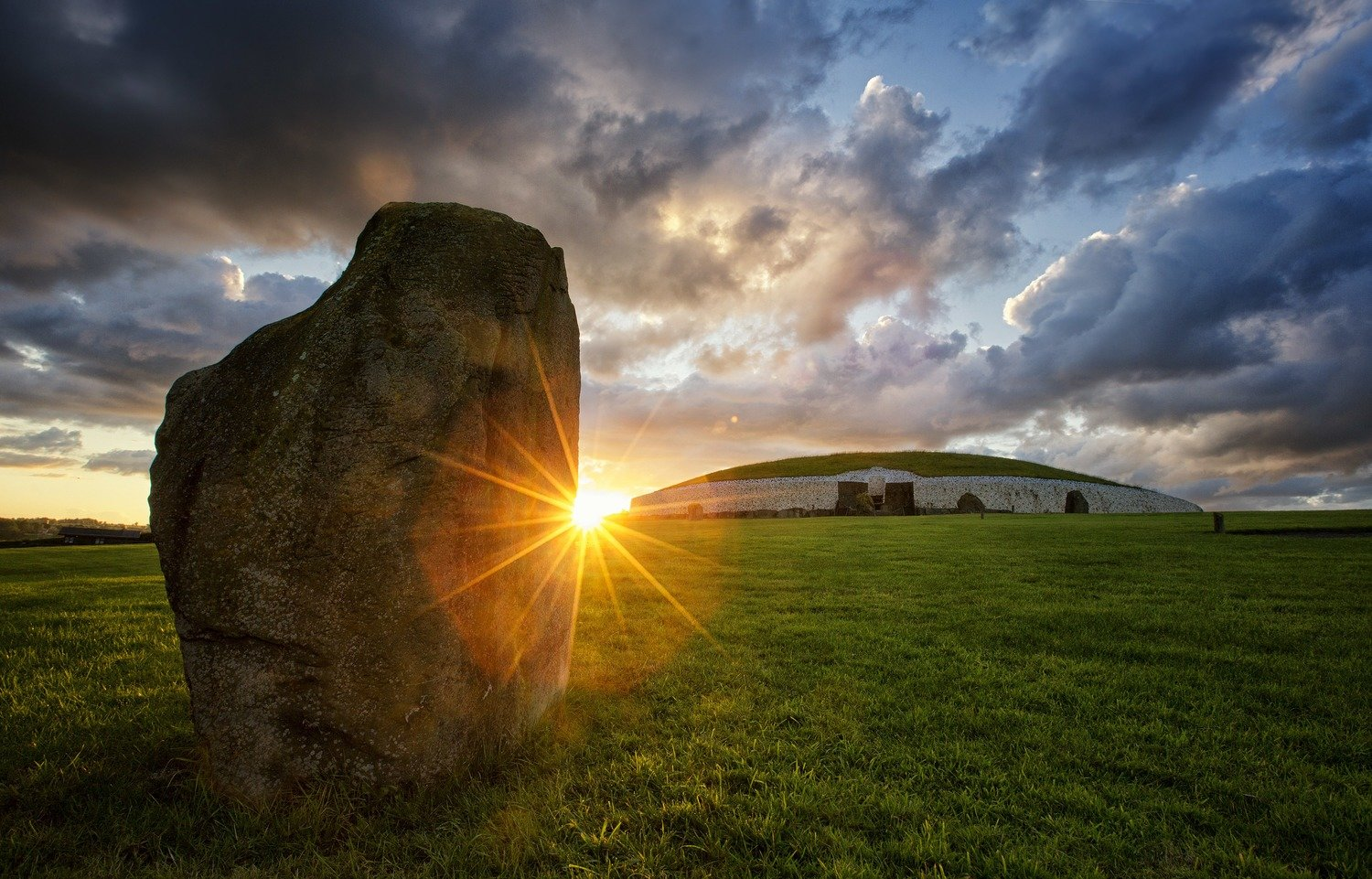 """""""IRELAND'S ANCIENT EAST"""" - 8 Day, 4 Star Self-Drive Tours - FROM $1,699.00"""