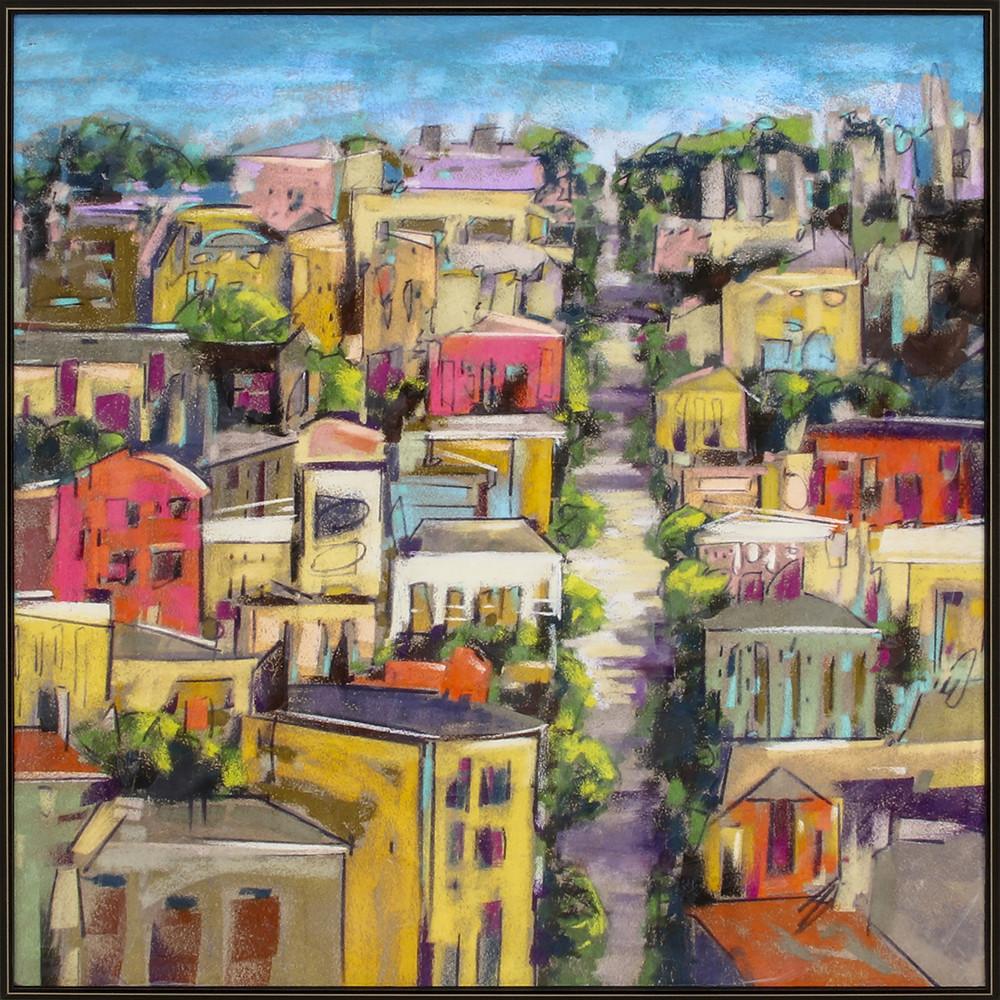 City Color Giclée