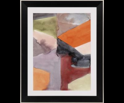 Geometric Abstract Giclée